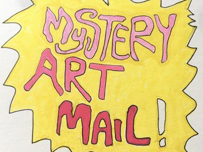 Mystery Art Mail!! ( tier 1 ) main photo