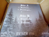 Svartskogen, svartvinter... / Dødssted... (Vinyl compilation) photo