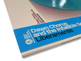 Liberamente [Dawn Chorus and the Infallible Sea] – Limited Edition LP (Transparent Blue) photo