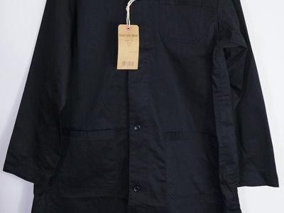SETE STAR SEPT Engineer Coat - Black main photo