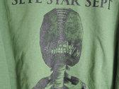 "SETE STAR SEPT ""Torture Machine"" Long Sleeve - Dark Green photo"