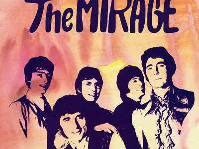THE MIRAGE - You Can't Be Serious · LP main photo