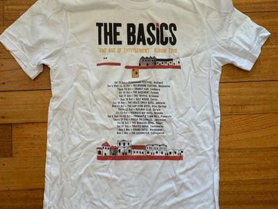 The Age of Entitlement Australian Tour T-Shirt main photo
