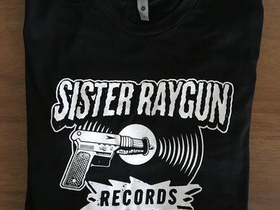 Sister Raygun Records Logo T-Shirt main photo