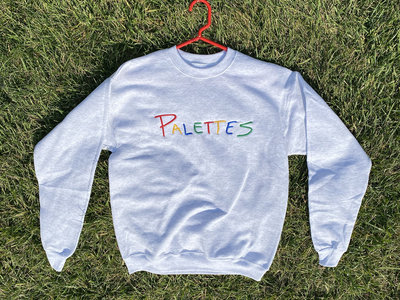 Palettes Autumn 2020 Embroidered Crewneck main photo