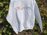 Palettes Autumn 2020 Embroidered Crewneck photo