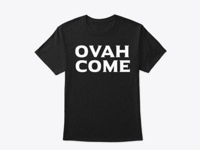 OVAH COME - T-SHIRT (LOGO BLACK) main photo