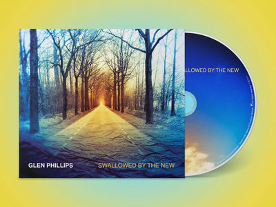 Swallowed By The New (Deluxe Edition) - CD main photo