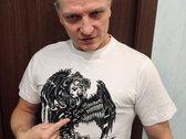 """T-shirt """"Песни белой лилии"""" - White photo"""