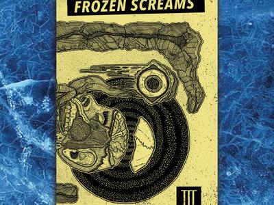 Frozen Screams Zine #3 main photo