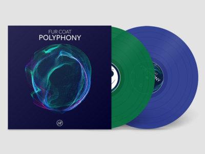 "Fur Coat 'Polyphony' - 2x12"" Coloured Transparent Vinyl Album main photo"