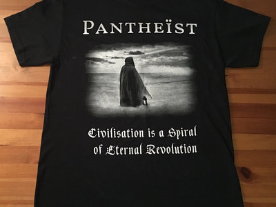 Civilization T-shirt& Embroidered Patch Superdeal main photo