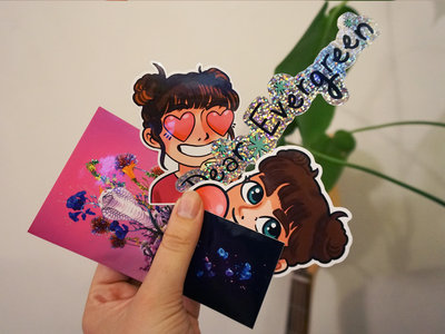 Ultimate Sticker Pack + Note main photo