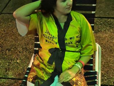 """""""bask"""" kimono main photo"""