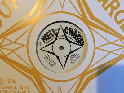 """NEW - EARTH & STONE - FALSE RULER/DON'T LET THEM FOOL YOU (Well Charge/Archive 12"""") main photo"""