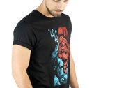 Men's/Unisex GRANDEUR T-Shirt - Black photo