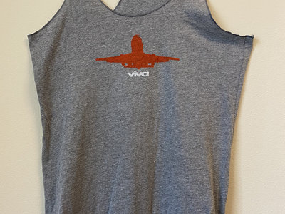 Women's Airplane Tank (Premium Heather) main photo