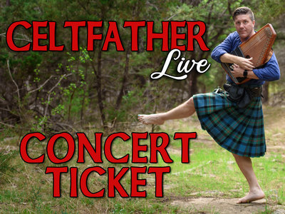 Celtfather Live Ticket for Show on Dec 17, 2020 main photo