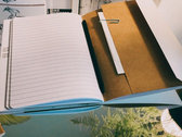 Small Hours notebook photo