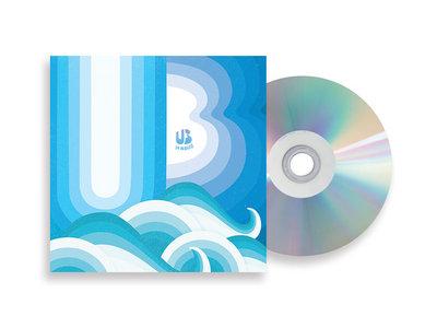 "U3 ""In Waves"" CD main photo"