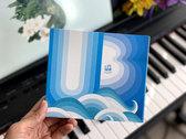 """U3 """"In Waves"""" CD photo"""