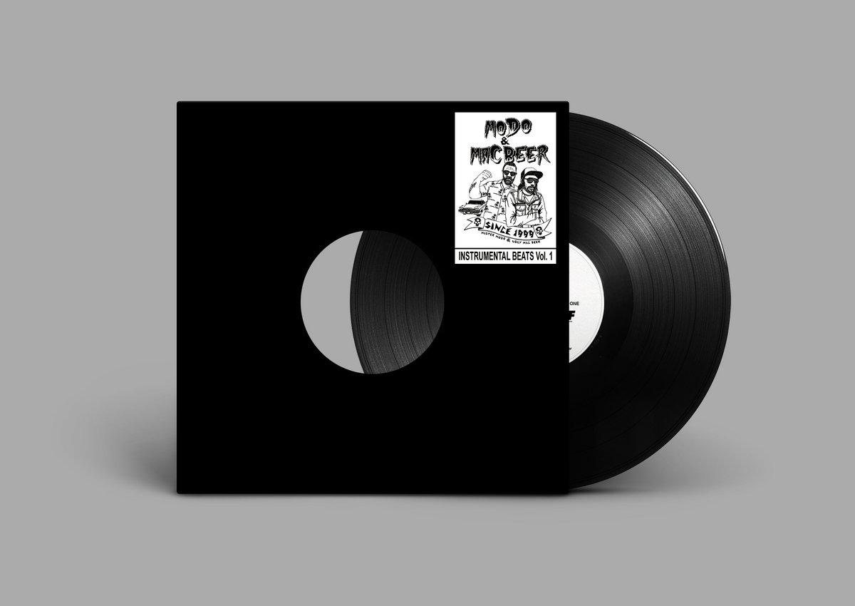 Instrumental Beats Vol1 Mister Modo Ugly Mac Beer Beatsqueeze Records