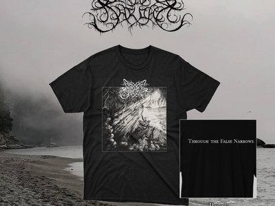 "Liminal Shroud - ""Through the False Narrows"" Shirt main photo"
