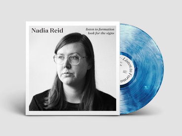 "Limited Edition 12"" 180gm Vinyl ~ Translucent Blue main photo"