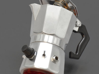 analogic synthesizer coffee pot randomizer main photo