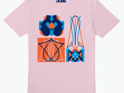 3024-TEE4 T-Shirt (Pink) main photo