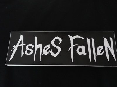 Ashes Fallen Large Sticker main photo