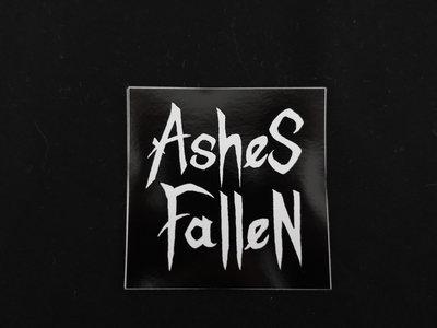 Ashes Fallen Small Sticker main photo