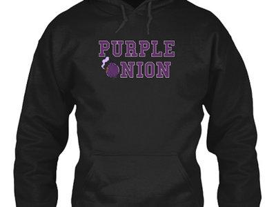 Purple Onion Hoodie main photo