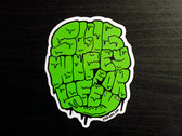 SW4L Slime Sticker Pack photo