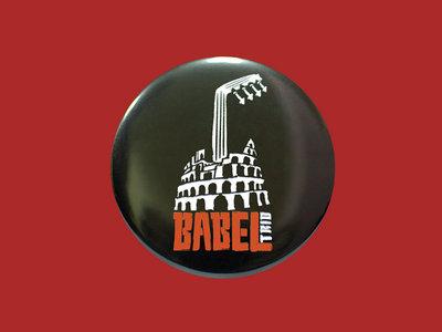Babel Trio Logo Magnet Badge main photo