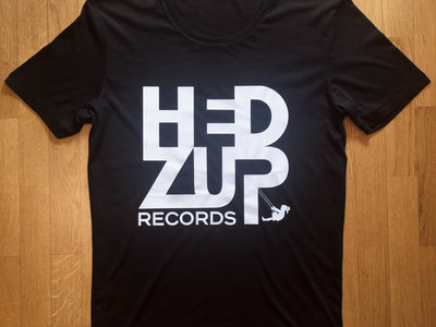 hedZup records T-shirt main photo