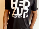 hedZup records T-shirt photo