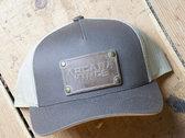 Official Arcana Kings Hats - Black Rectangle photo