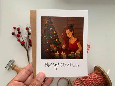 Christmas Cards - 1 Card main photo