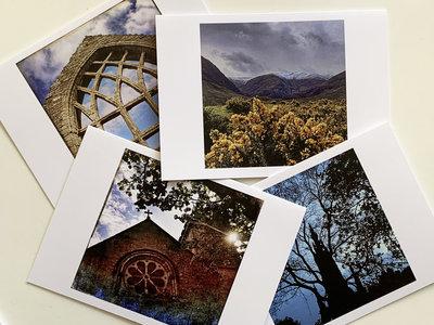 Scottish Views Series (greeting card set) main photo