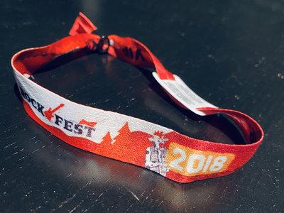 Rockfest 2018 - Bracelet VIP Oasis / Wristband VIP Oasis main photo