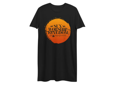 Sun Worship Kingdom - Women's T-Shirt Dress main photo