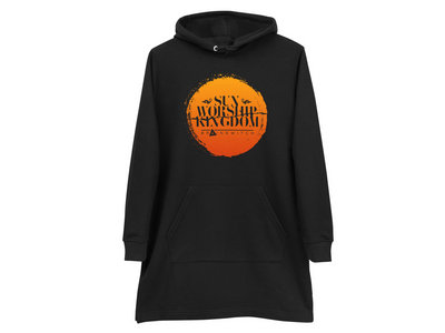 Sun Worship Kingdom - Women's Hoodie Dress main photo