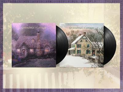 BLACK Grandma's Cottage - LP main photo