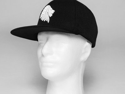 WATB Raised 3D Embroidered Snapback (Black) main photo