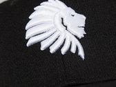 WATB Raised 3D Embroidered Snapback (Black) photo