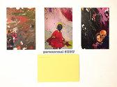 Set of 3 Postcards photo