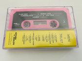 S/T Cassette - Pink photo