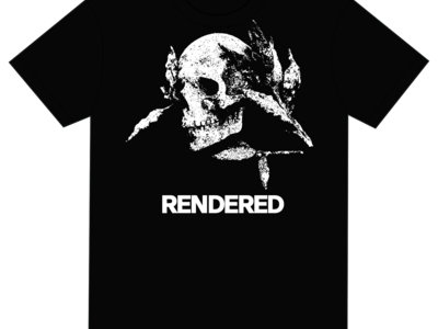 Rendered - SKULL (T-Shirt, Men/Women) main photo