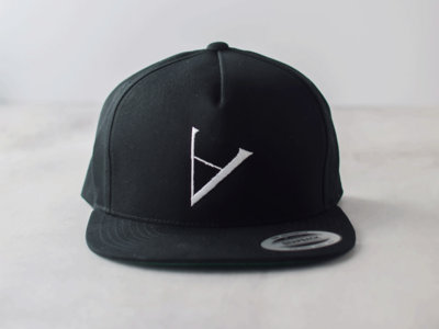 Algiers Embroidered 'A' Snap Back Hat main photo